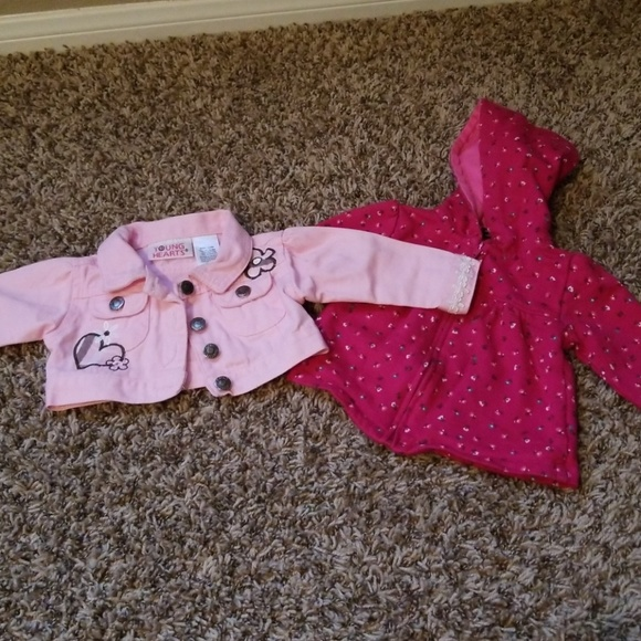 Faded Glory Other - Baby girl clothes 0/3 and 3/6 months